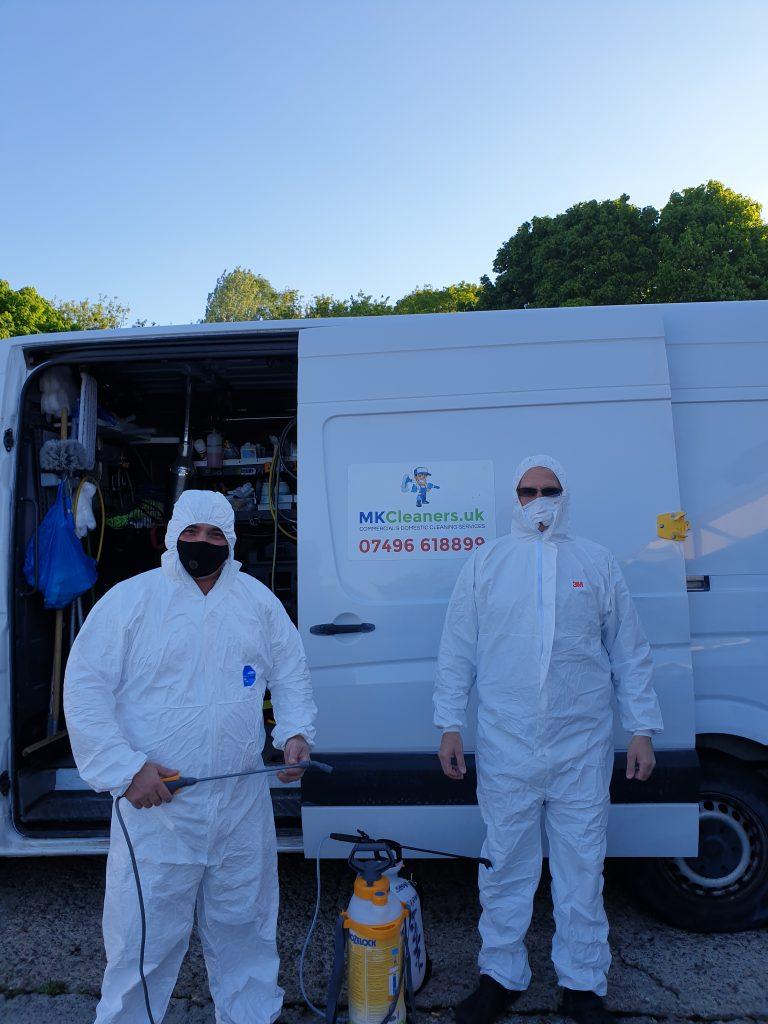 Coronavirus Professional Cleaners